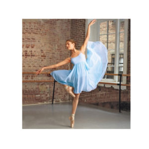 Capezio Camisole Empire Lyrical Dress