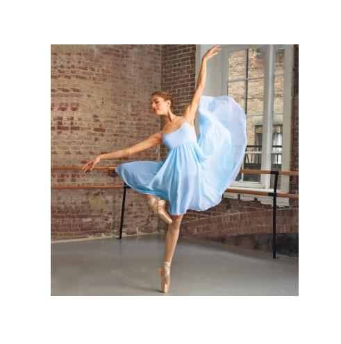 8cebf9304 Capezio Camisole Empire Lyrical Dress - Stage Dancewear