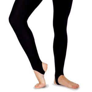 Roch Valley Shiny LST Nylon/Lycra stirrup tights