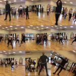 dance workshop stage dancewear