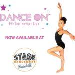 dance on tan performance tan mousse