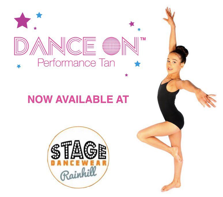 dance on tan performance tan mousse