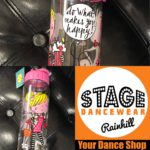 fashion girl water bottle by rachel ellen designs