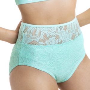 Squad Dancewear Lace Knickers