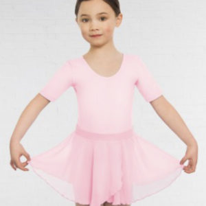 Child Pull On Georgette Skirt