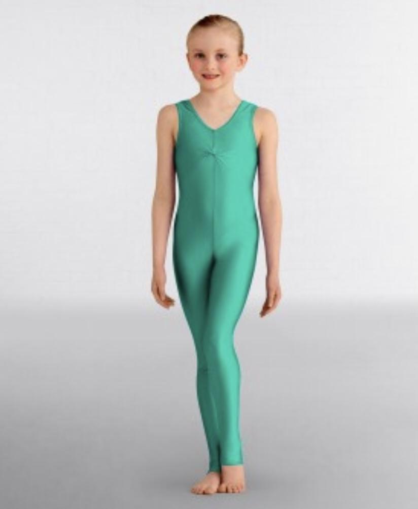 Emma catsuit vert green