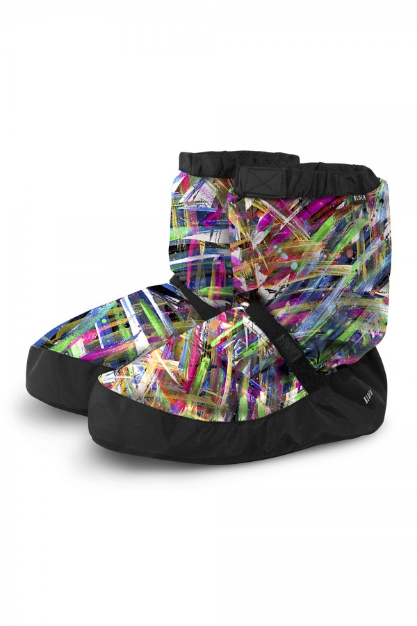 Bloch Warm up booties Paradise