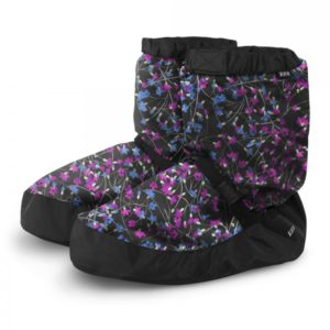 Bloch Warm up booties Sugarplum
