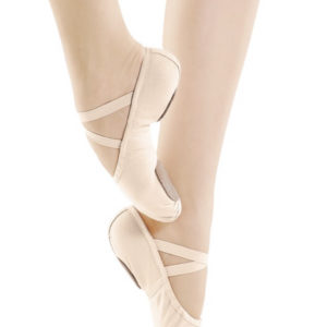 Split sole canvas ballet shoes So Danca