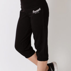 Pineapple dancers crop pant