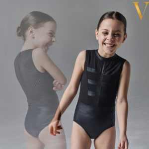 Girls Cordelia Leotard by Viella