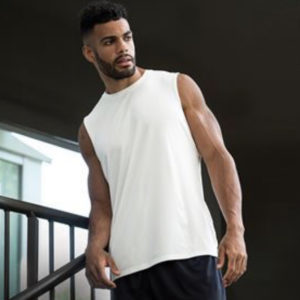 MALE COOL SMOOTH SPORTS VEST SDW BASICS
