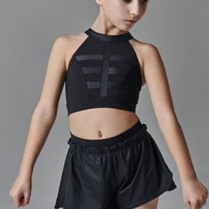Girls Cordelia Crop Top by Viella