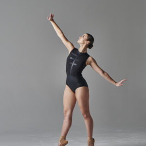 Seniors Cordelia Leotard by Viella