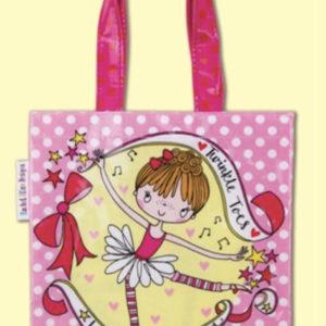 Little Ballerina Mini Tote Bag