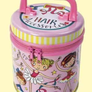 Ballerina Zip Tin