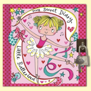 Little Ballerina Secret Diary
