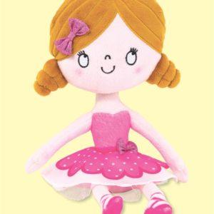 Gracie Sparkles Ballerina Doll