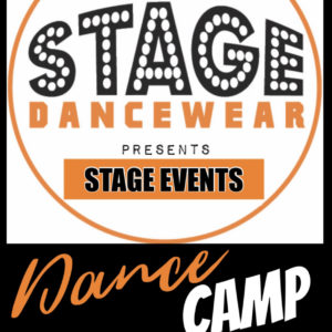 STAGE EVENTS SUMMER 2019 DANCE CAMP