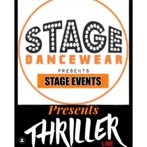Ticket for Thriller Live Workshop 31/10/19