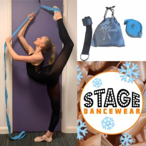The Tendu Door Flexibility Strap