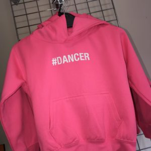 #DANCER HOODIE by Stage Dancewear