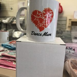 Dance Mum Mug by Stage Dancewear