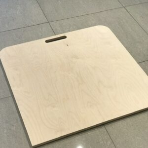 Hardwood Portable Tap Floor Board