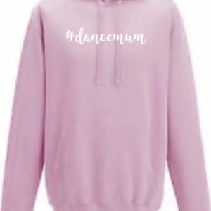 Dance Mum Hoodie by Stage Dancewear
