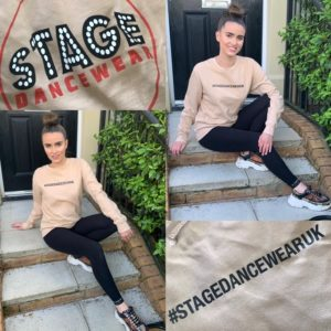 Stage Signature Kids Sweatshirt or Crop Sweatshirt