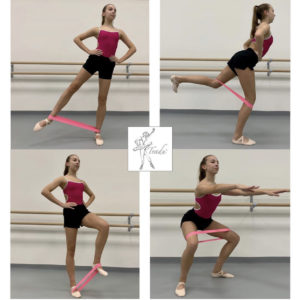 Tendu Mini Loop Band Set
