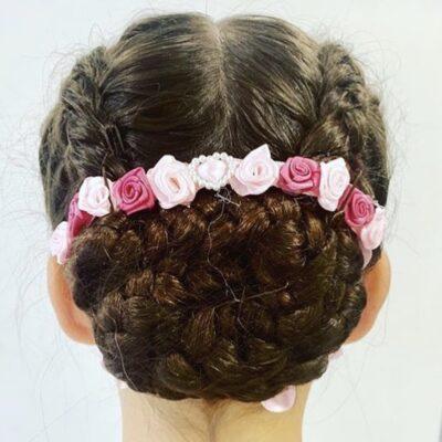 Bun Wraps and Hair Accessories