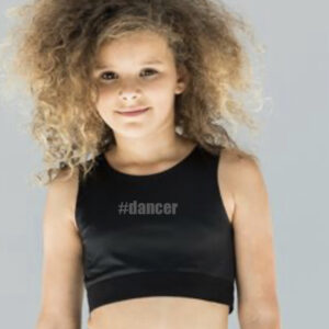 Stage #dancer crop top