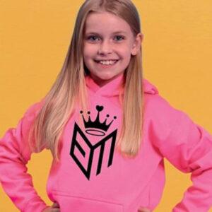 Neon Emme kids/adults hoodie