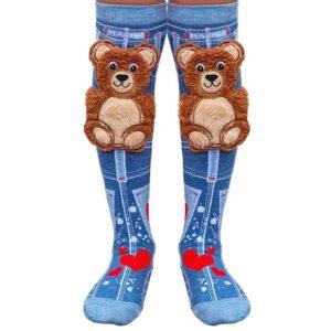 TEDDY BEAR MADMIA SOCKS