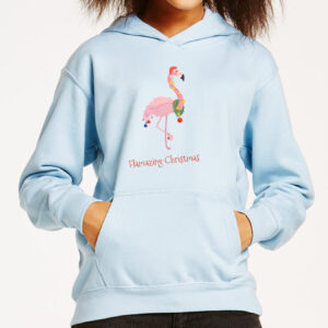 Flamazing Christmas hoodie by Stage Dancewear