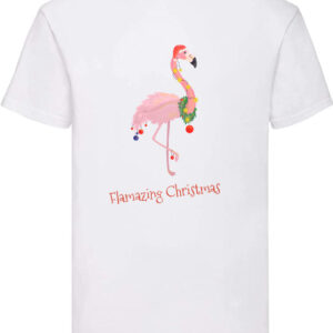 Flamazing Christmas Tee by Stage Dancewear