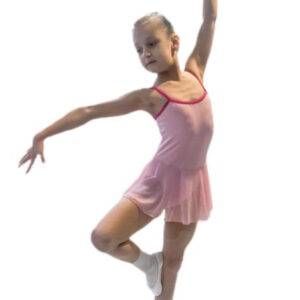 JMSOD Pink Leotard Dress